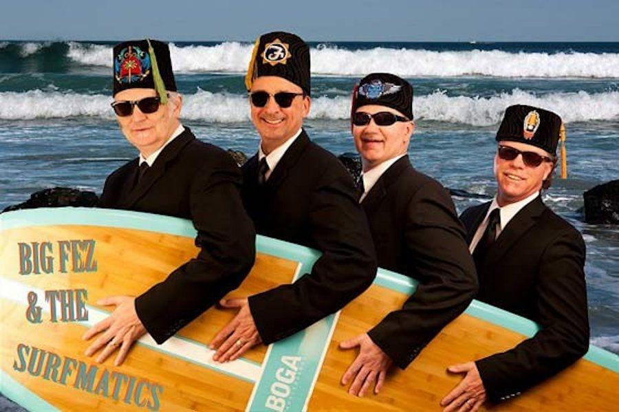big fez surf band