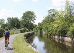 feeder canal trail