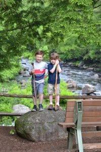 stone bridge children