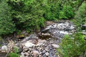 stone bridge river