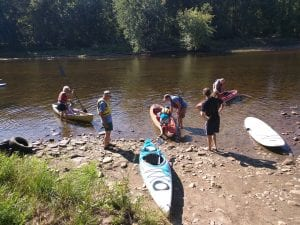 Ausable River Clean-Up