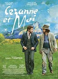 Cezanne et Moi poster