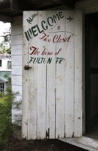 Fulton's Door