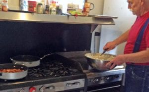 Chilson fire dept pancake Breakfast