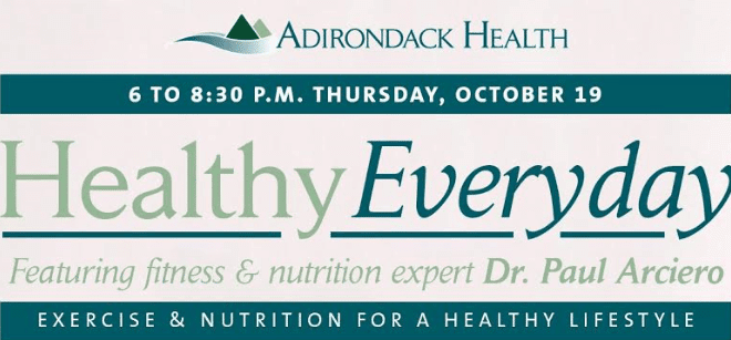 adirondack health healthy everyday
