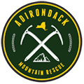 adirondack mountain rescue logo