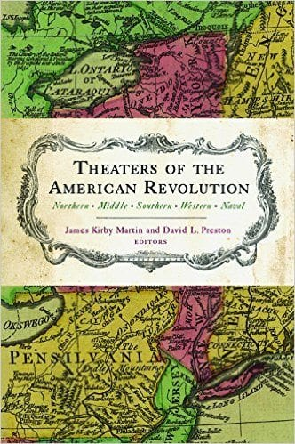 theatres of the american revolution