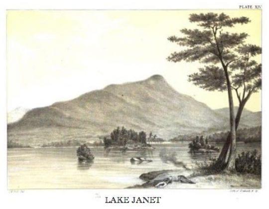 lake janet