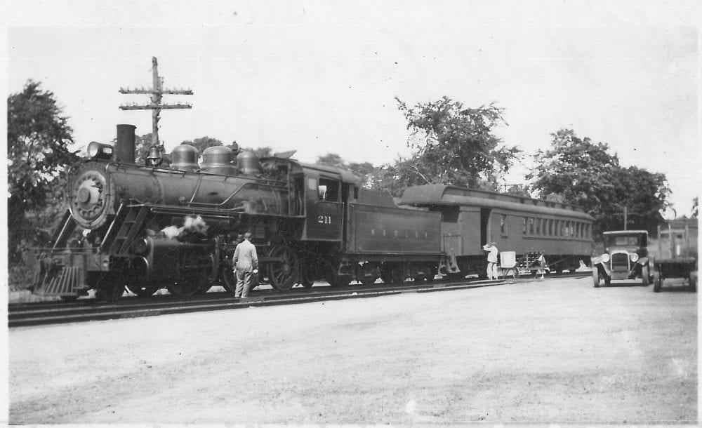 st lawrence county railroads
