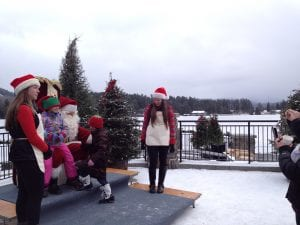 Lake Placid Holiday Stroll Adirondack Family Time