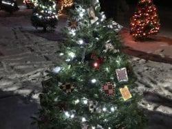 colton rememberance trees
