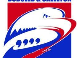 2018 NAC Bobsled Skeleton Logo