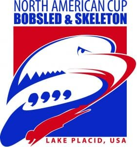 2018 NAC Bobsled Skeleton Logo
