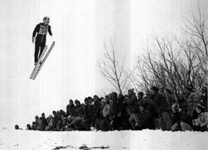 Snow Bowl Ski Jumping