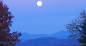 blue moon hike