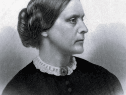 Susan B Anthony circa 1855