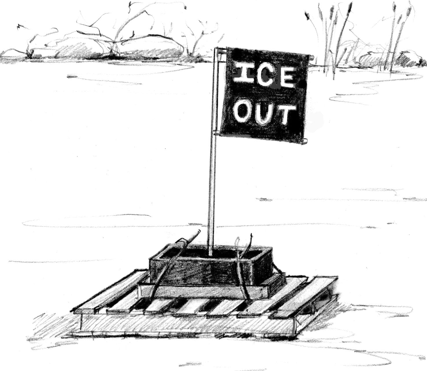 Ice-Out Days and Climate Change - - The Adirondack Almanack