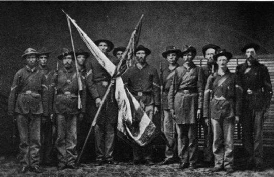 118th NY Volunteer Infantry