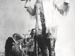 Buffalo Bill, circa 1892
