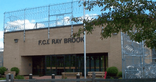 Federal Correctional Institution, Ray Brook