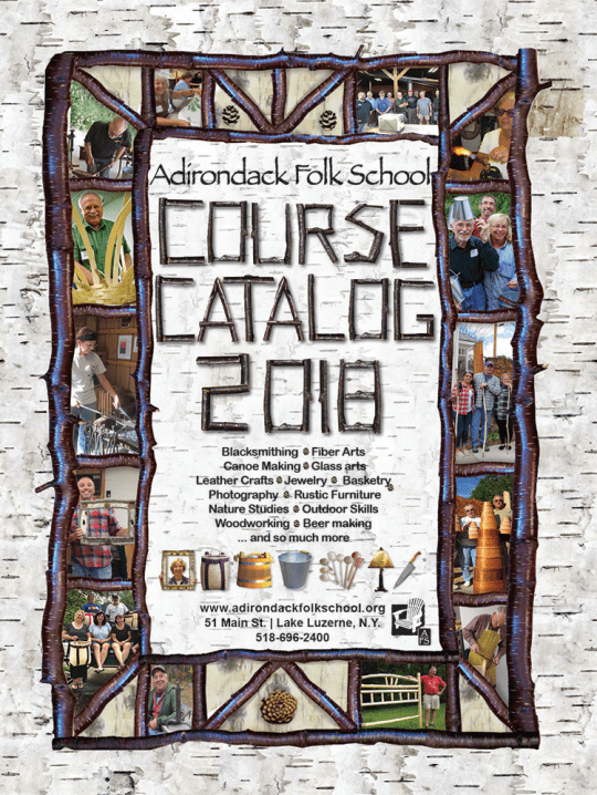 adk folk school catalog