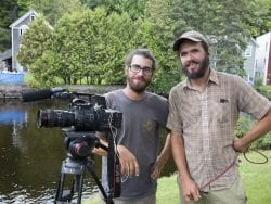 Adventureitus Productions filmmakers Austin Graham and Brad Tallent