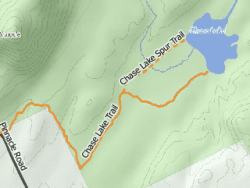 chase lake trails