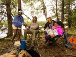 first time camper program