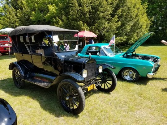 Adirondack History Museum's Annual Antique and Classic Car Show