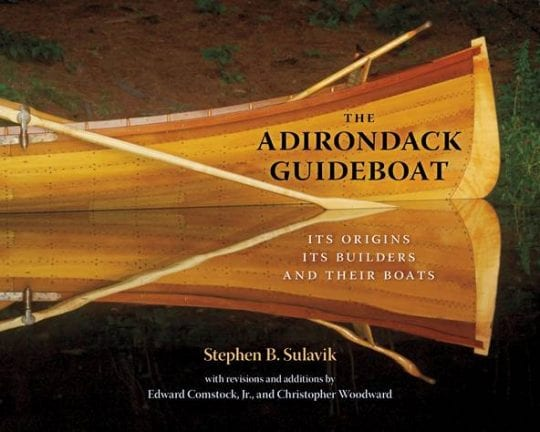 adirondack guideboat book