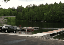 boat launch courtesy dec