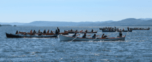 spring wave rowing event
