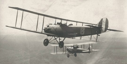 wwi fighter planes