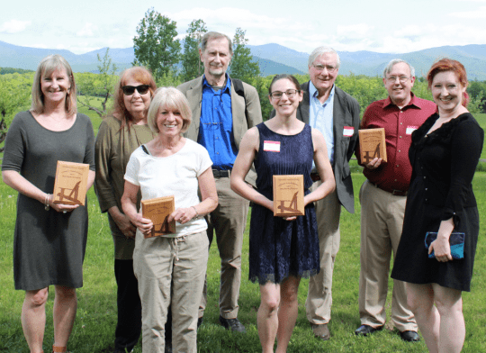 2018 adk literary awards