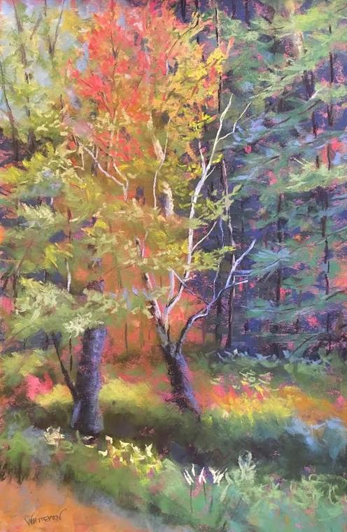 Autumns Awakening by Susan Whiteman