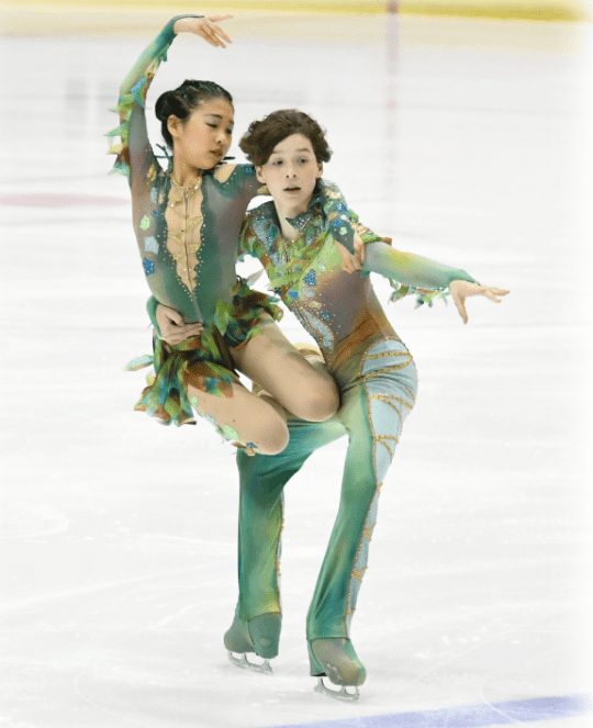 Lake Placid Figure Skating Championships Pairs