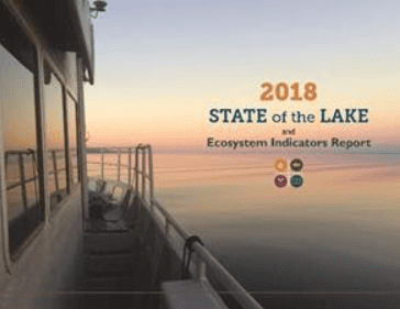 lake champlain state of the lake 2018