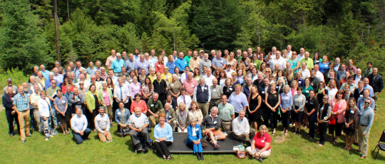 2016 CGA Forum attendees
