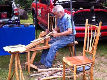 Adirondack Riverfront Arts Festival - Barry Gregson II