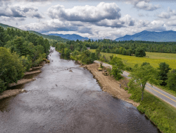 east branch ausable river restoration project