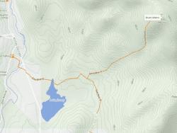mount adams trail