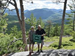mountaineer trail steward photo