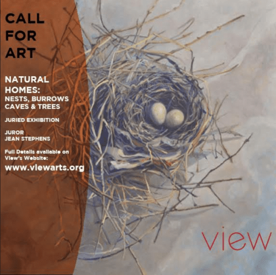 view call for art