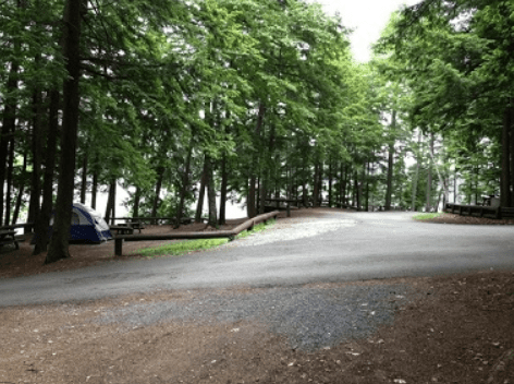Eagle Point Campground
