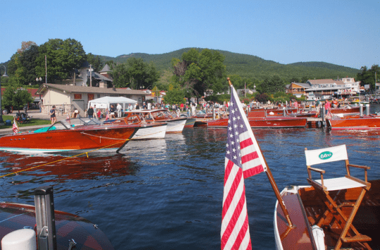 Lake George Rendezvous