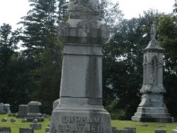 Replica of 123rd Monument in Granville