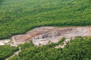 NYCO mine