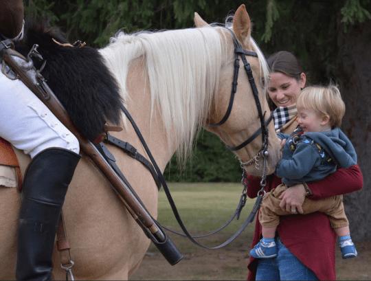 Heritage Harvest Horse Festival