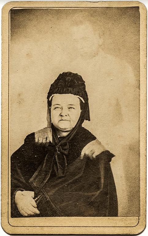 Victorian Spirit Photography