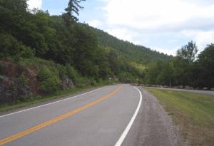 Prospect Mountain Veterans Memorial Parkway in Lake George
